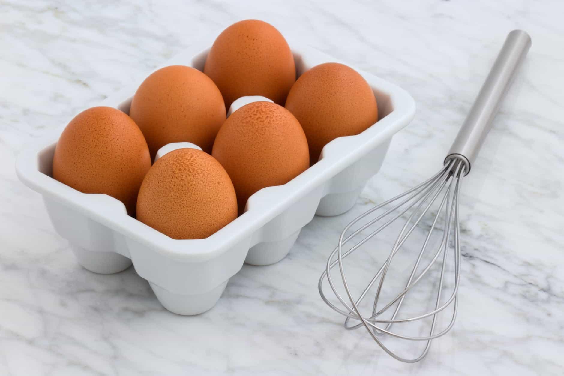 The Benefits Of Organic Eggs